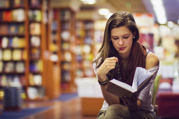อ่านหนังสือ
